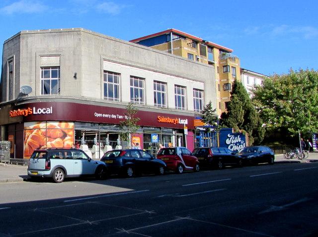 Sainsbury's Local, Gloucester Road, Bristol