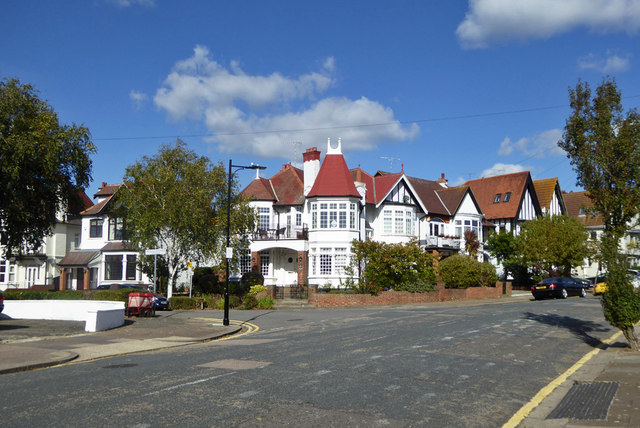 Houses, Crowstone Avenue and Second Avenue