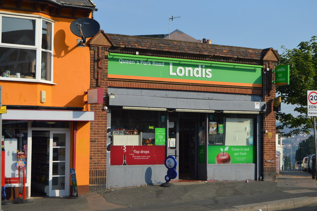 Londis, Queen's Park Rd