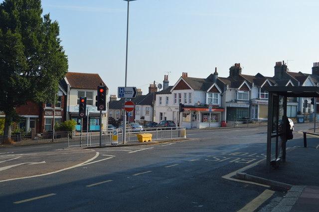 Queen's Park Rd, Elm Grove junction