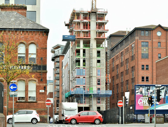 Nos 14-18 Montgomery Street, Belfast - October 2018(1)