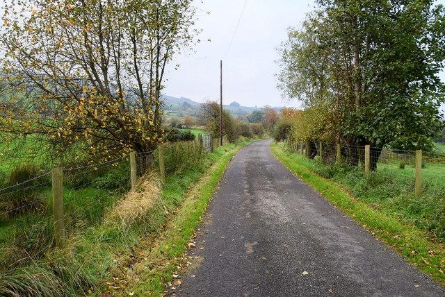 Drumnaspar Road
