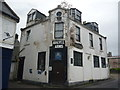 NS0864 : Rothesay Townscape : Argyll Arms, Watergate Street by Richard West