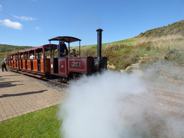 Groudle Glen railway