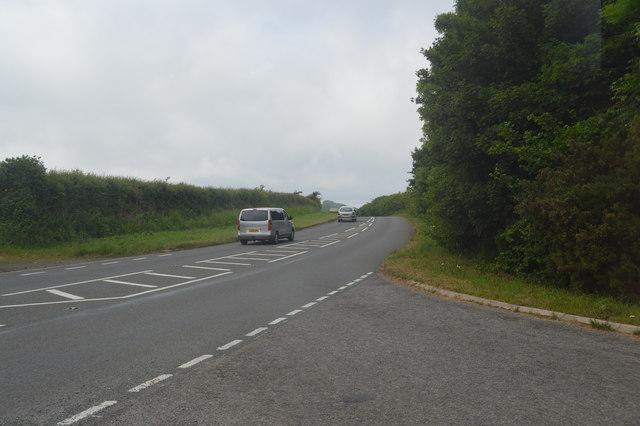 A379, Aveton Gifford