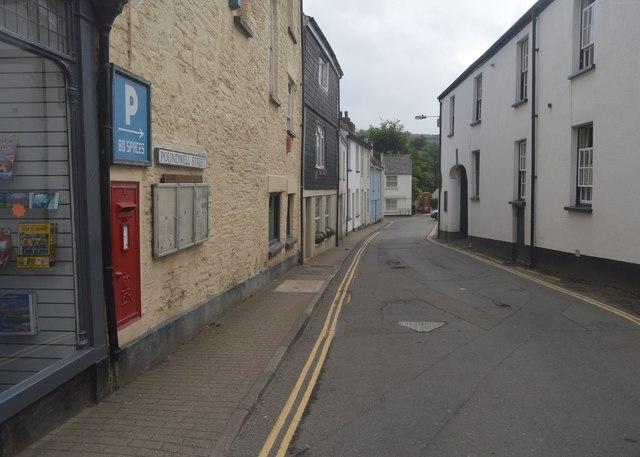 Poundwell St