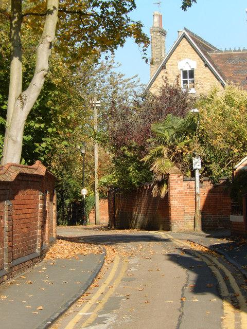 Church Walk, Rugby
