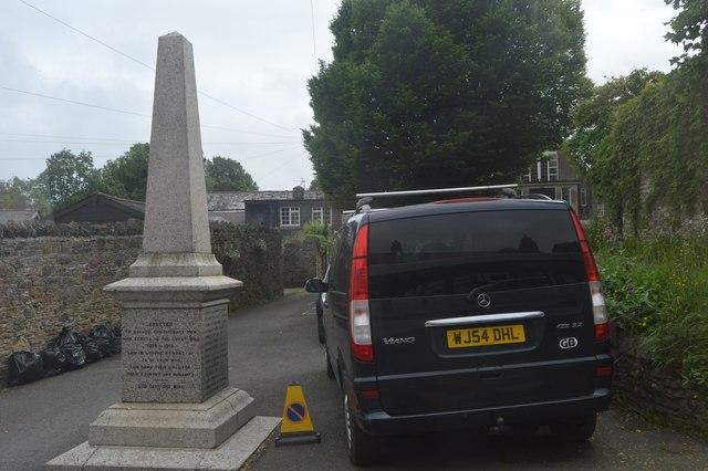 Modbury War Memorial