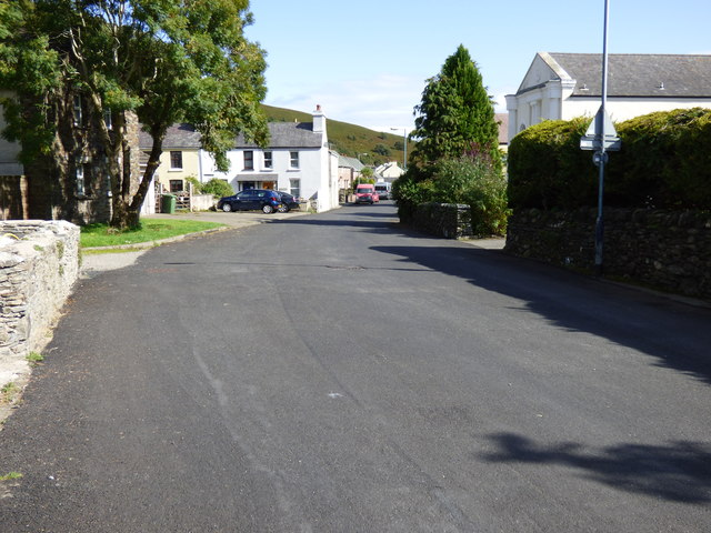 Shore Road, Laxey