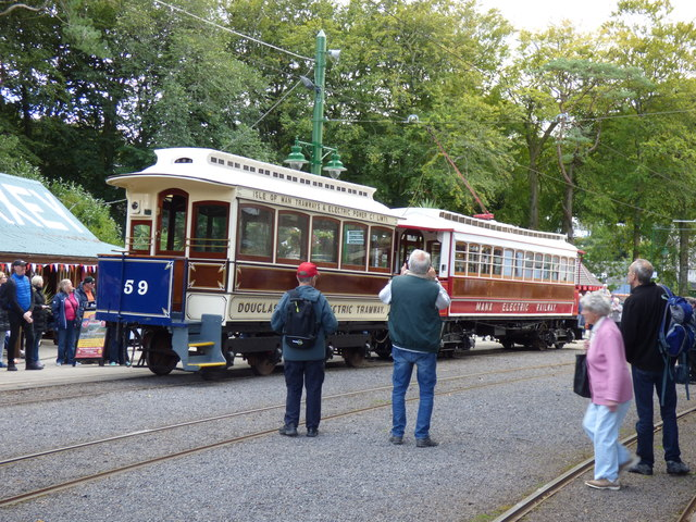 Laxey: The directors' trailer No 59