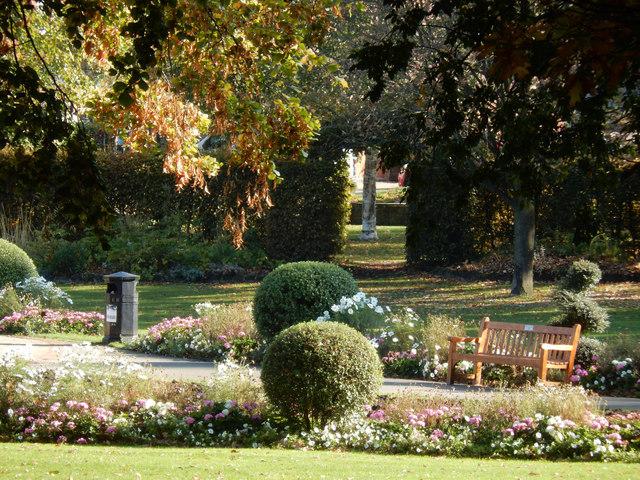 Caldecott Park