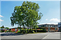 SU7079 : Chiltern Edge School, buildings and trees by Rose and Trev Clough