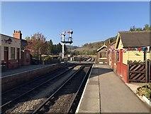 SE8191 : Levisham Station by David Robinson
