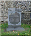 TL9499 : Memorial to 3d Strategic Air Depot, USAAF by Adrian S Pye