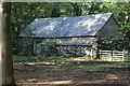 ST1177 : Hendre-wen barn (2), St Fagans N H Museum by M J Roscoe