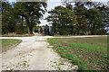 TA0876 : Centenary Way towards Field House Farm by Ian S