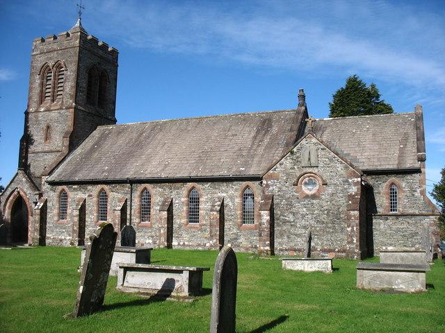 Church of St Luke, Lowick