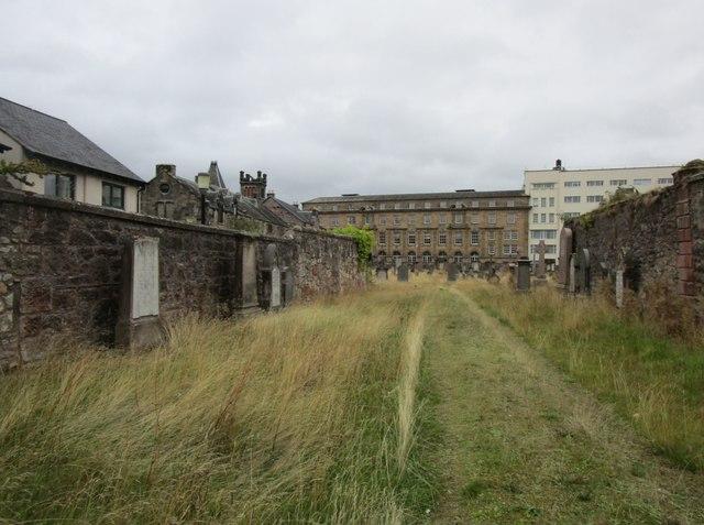 Old St. Mungo's churchyard