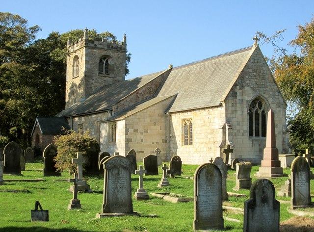 St  Peter's  Parish  Church  Rowley