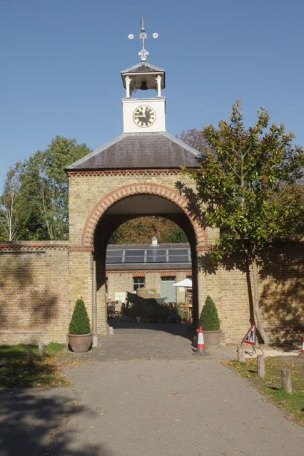Stable block - Morden Hall Park
