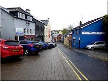 H4472 : Church Hill, Omagh by Kenneth  Allen