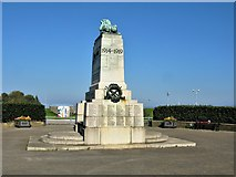 SD4364 : Morecambe War Memorial by G Laird
