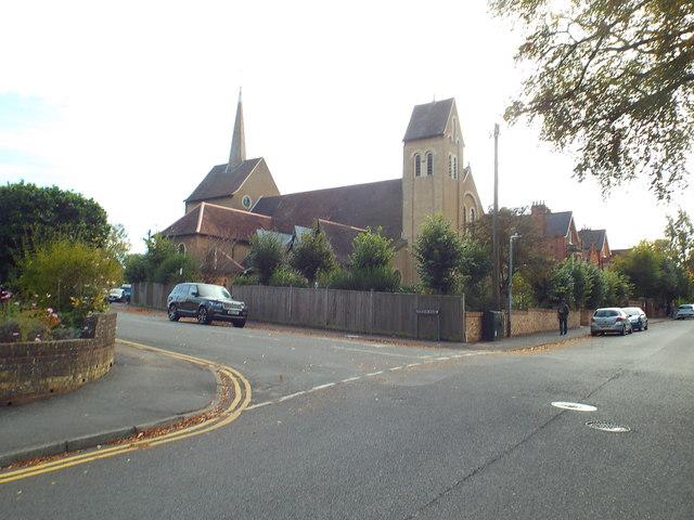 St. Thomas of Canterbury church, Sevenoaks