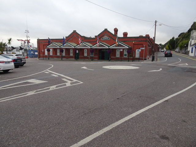 Cobh railway station, County Cork
