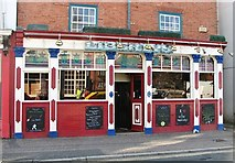 TG5207 : Libertys Rock Café on King Street by Evelyn Simak