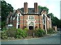 SO6469 : The Talbot Inn (Newnham Bridge) by Fabian Musto