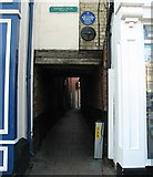 TG5207 : Great Yarmouth's Rows - Row 38 (Ferrier's Row) by Evelyn Simak