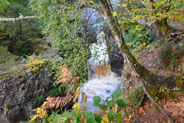 The Falls of Orrin
