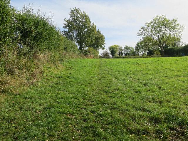 Footpath from Little Gransden