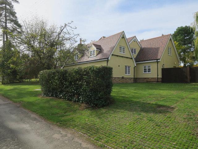 House on Church Street, Little Gransden