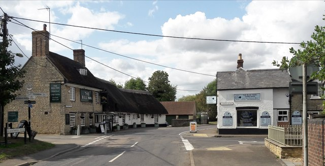 Launton Crossroads