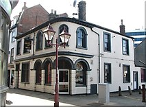 TG5207 : 62 George Street -The Cabby Bar by Evelyn Simak
