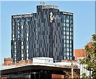 J3373 : The Grand Central Hotel, Belfast (October 2018) by Albert Bridge