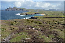Q3102 : View from Clogher Head by N Chadwick