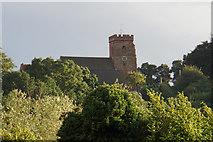 SO8483 : St Peter's Church, Kinver by Bill Boaden