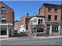SE3320 : Carter Street, Wakefield by Penny Mayes
