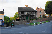 SO8483 : Half-timbered house in Kinver by Bill Boaden