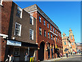 SE2933 : Mansio Residence, Park Square East, Leeds by Stephen Craven