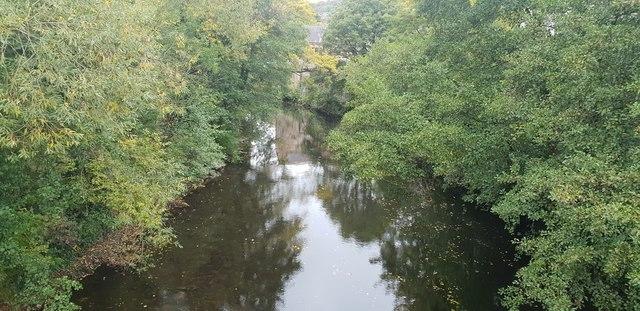 River Derwent from Matlock Bridge