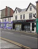SS9079 : Melanie Lazarus & Co office in Bridgend town centre by Jaggery