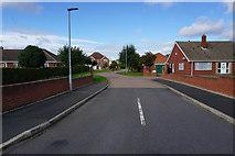 SE7811 : Kings Croft off Main Street, Ealand by Ian S