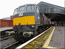 W6872 : Railtour at Cork by Gareth James