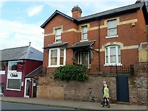 SO6024 : Victorian house by Jonathan Billinger