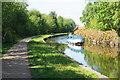 SJ7199 : Boat on the Bridgewater Canal by Bill Boaden