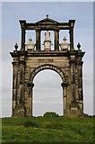 SJ9821 : Hadrians Arch by Philip Halling