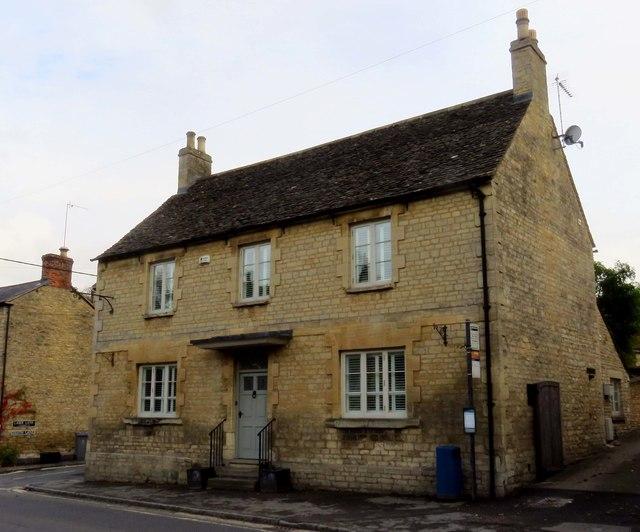 The former Lamb pub in Bladon